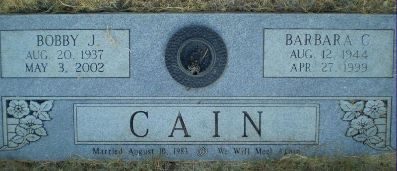 Barbara C Cain