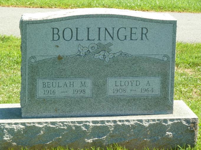 Beulah M Bollinger