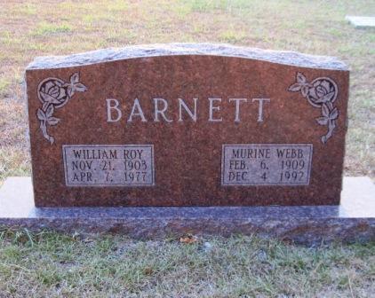 Murine <i>Webb</i> Barnett