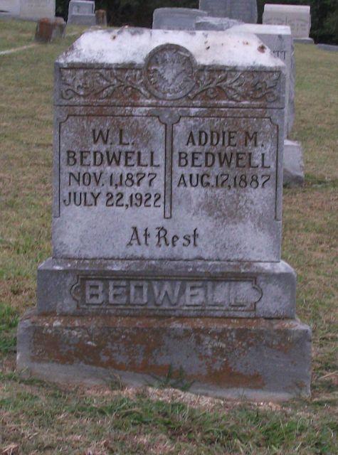 William Thomas Lafayette Bedwell