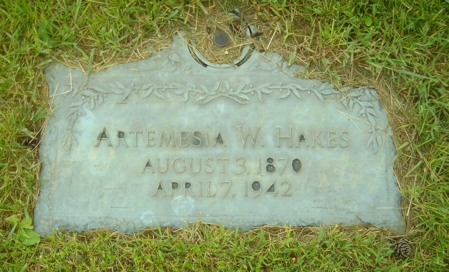 Artemesia <i>Wisely</i> Hakes
