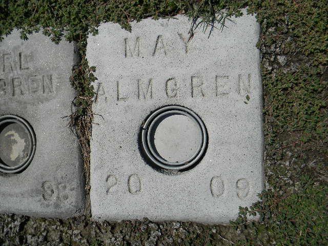 May <i>Lewis</i> Almgren