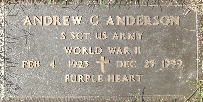 Andrew G. Anderson