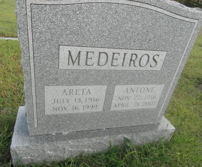 Antone Medeiros
