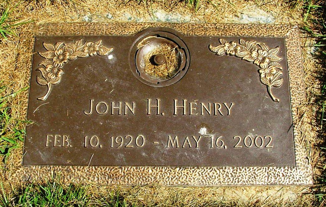 John H Henry