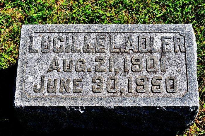 Lucille L. <i>Fall</i> Adler