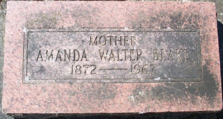 Amanda Walter Blake