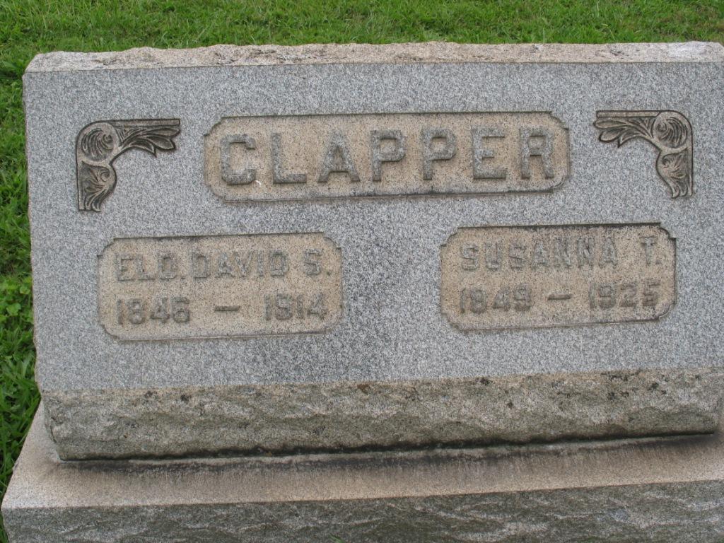 David Steele Clapper
