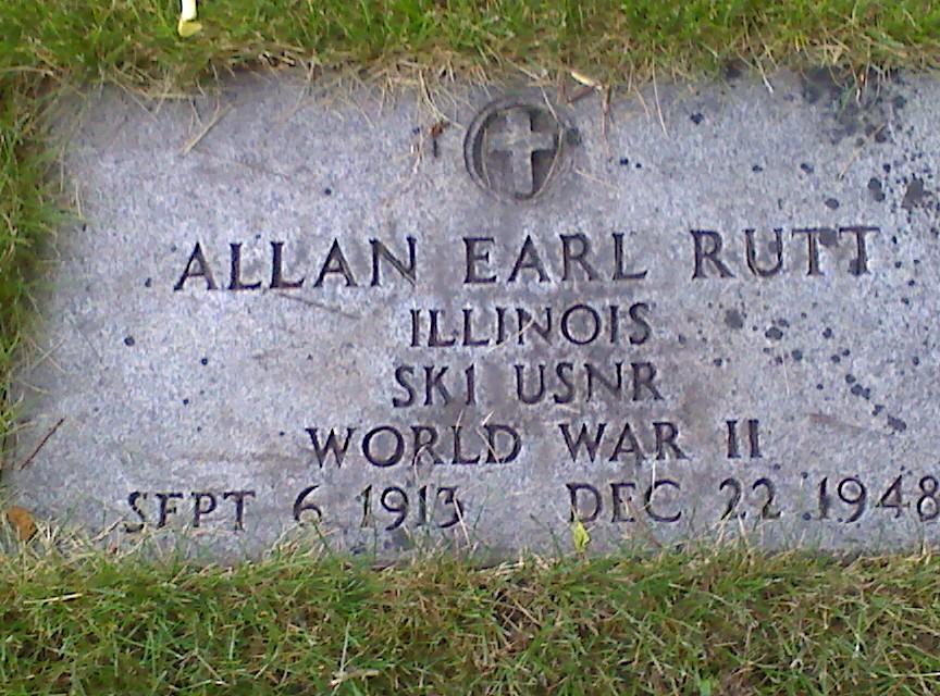Allan Earl Rutt