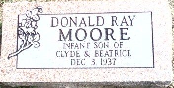 Donald Ray Moore