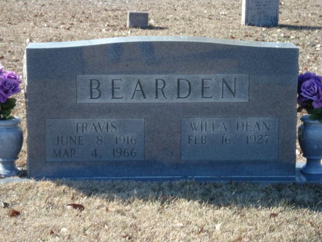 Willa Dean Bearden