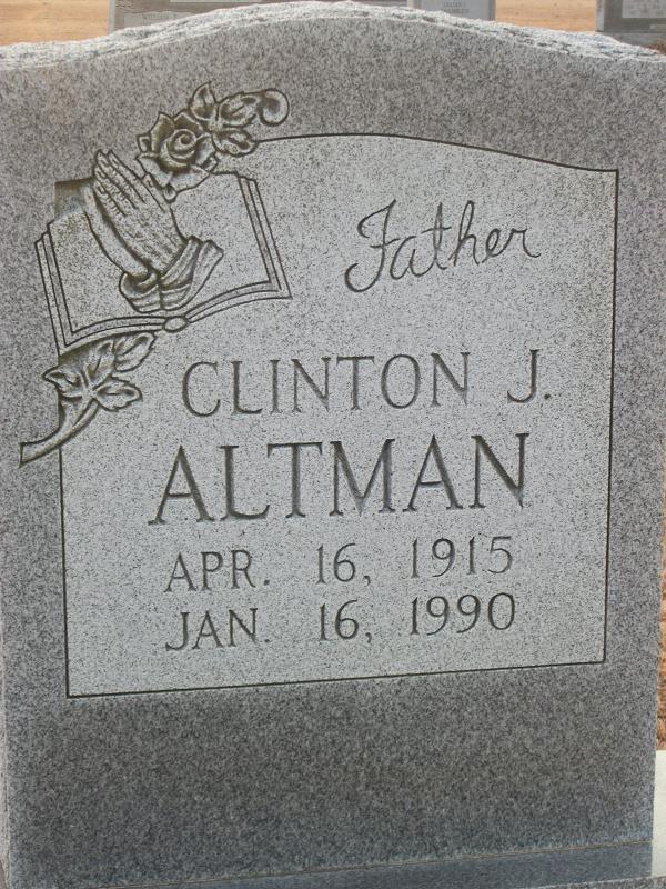 Clinton Jesse Altman