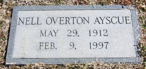 Nell <i>Overton</i> Ayscue