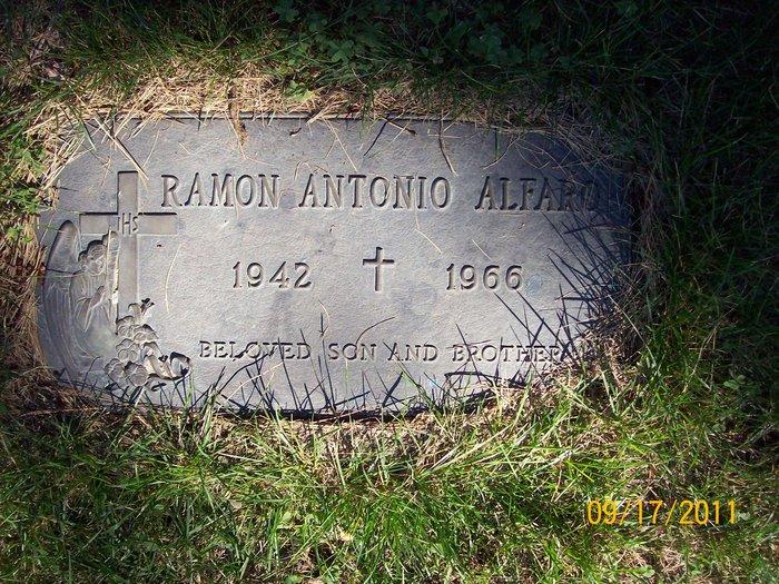 Ramon Antonio Alfaro