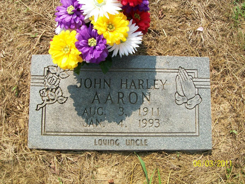 John Harley Aaron