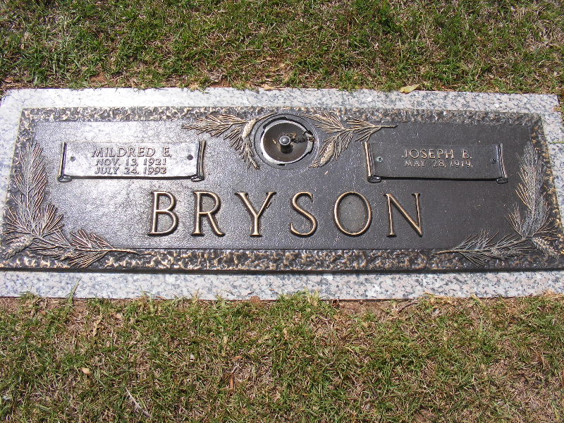 Mildred E Bryson
