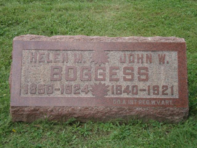 Helen <i>McKinney</i> Boggess