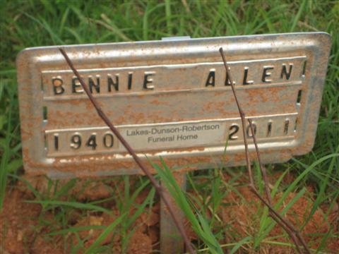 Bennie Allen