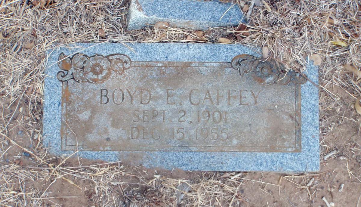Boyd E. Caffey