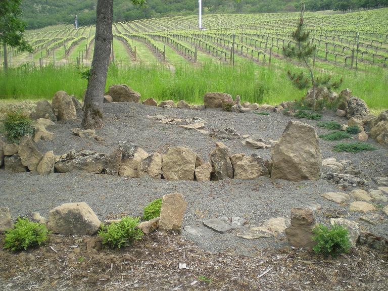 Rock Point Pioneer Cemetery