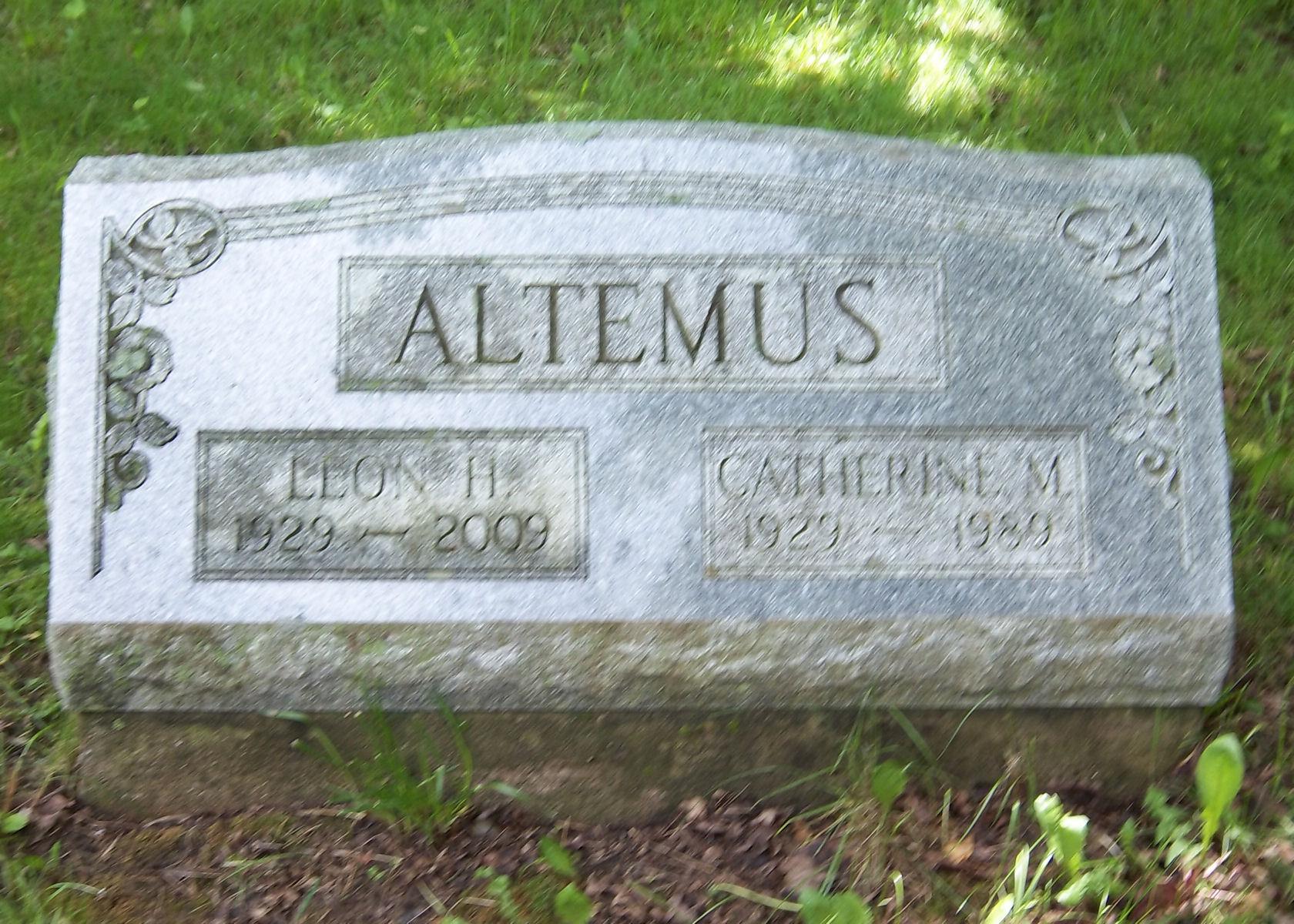 Catharine Mae <i>Bonser</i> Altemus