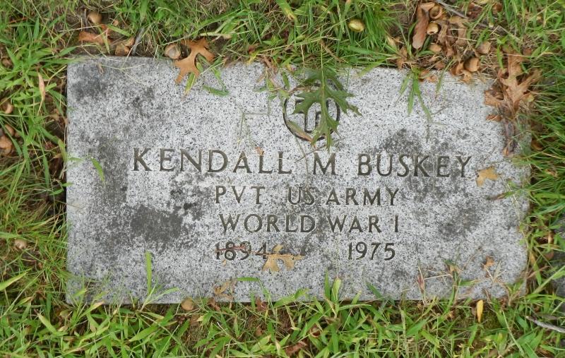 Kendall Martin Buskey
