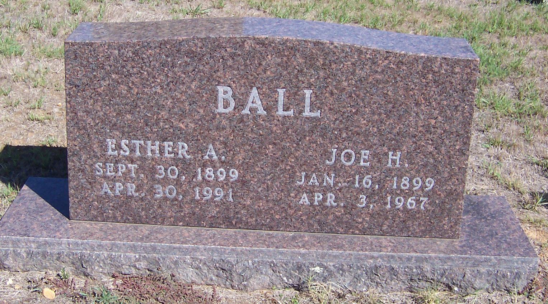 Joseph H Ball