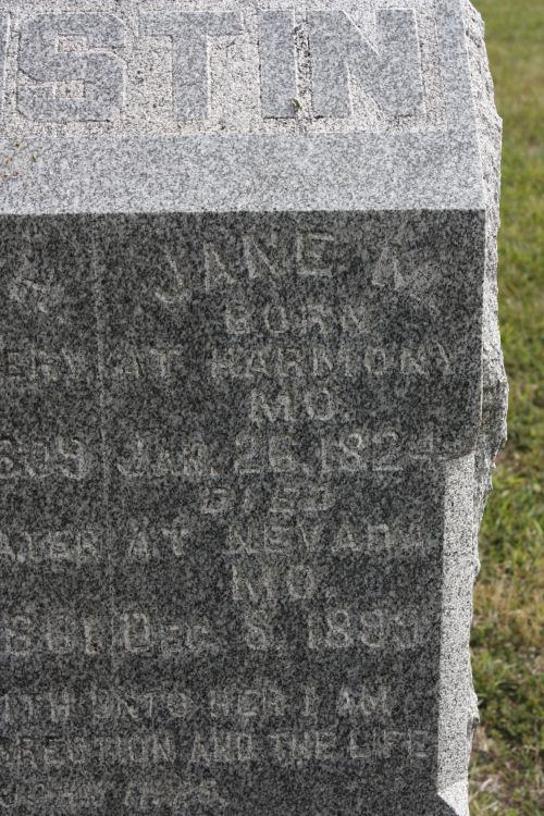 Jane Montgomery <i>Jones</i> Austin