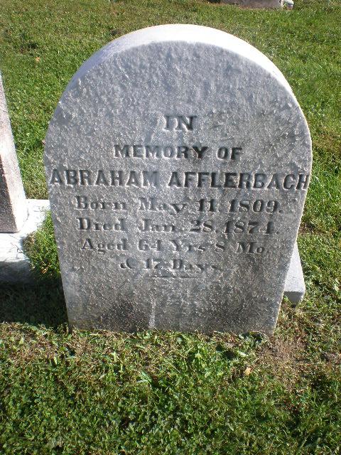 Abraham Afflerbach