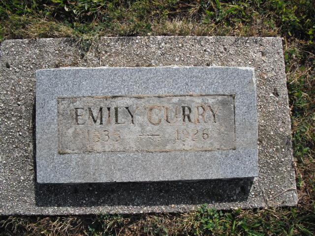 Emily <i>Jerome</i> Curry
