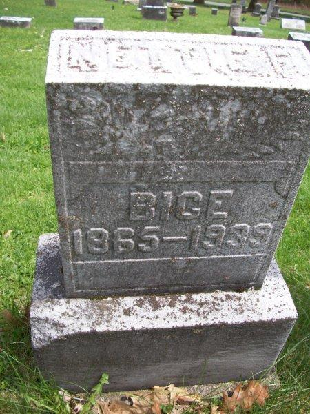 Nettie E. <i>Reynolds</i> Bice