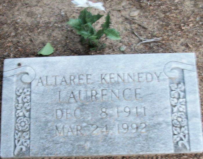 Altaree <i>Kennedy</i> Laurence
