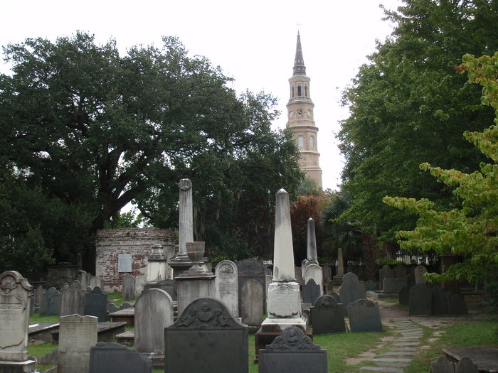 Circular Congregational Church Burying Ground