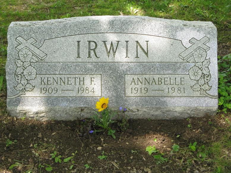 Kenneth F Irwin