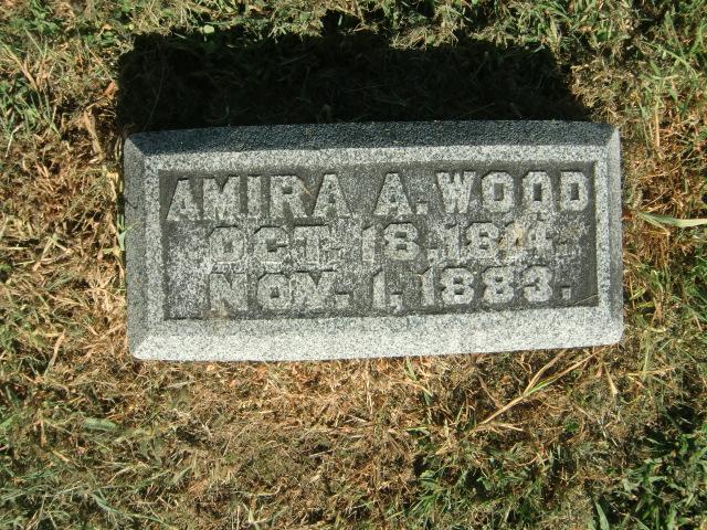 Amira A Wood