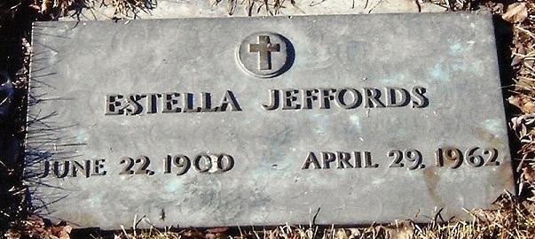 Estella Carroll Pittman Jeffords