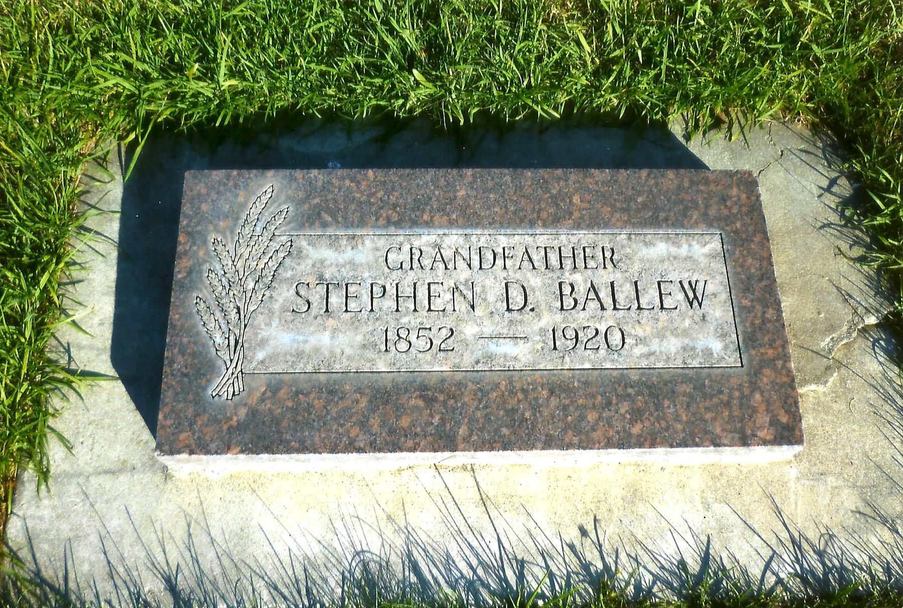 Stephen David Ballew
