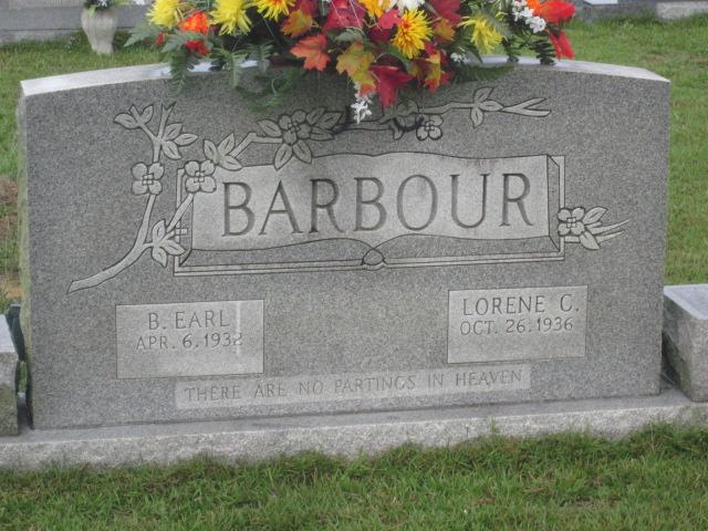 B. Earl Barbour