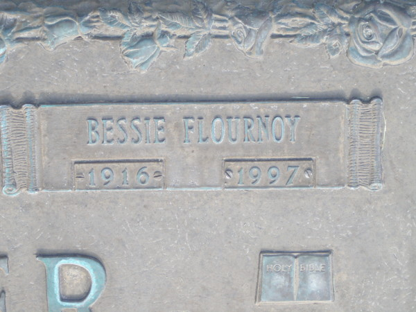Bessie <i>Flournoy</i> Barber