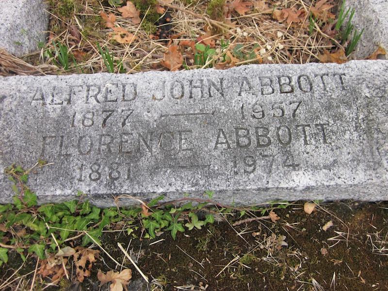 Alfred John Abbott