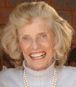 Eunice Mary <i>Kennedy</i> Shriver