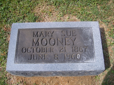 Mary Sue Mooney