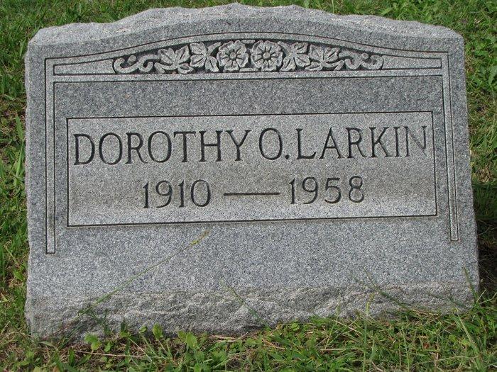Dorothy <i>Owens</i> Larkin