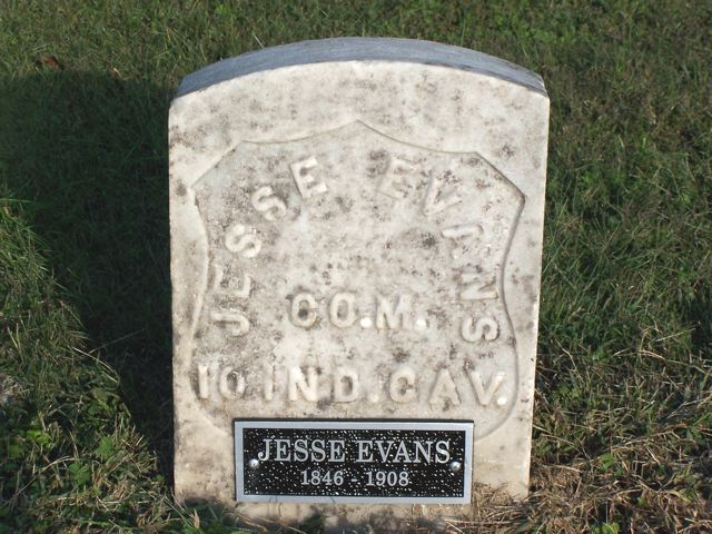 Jesse Evans