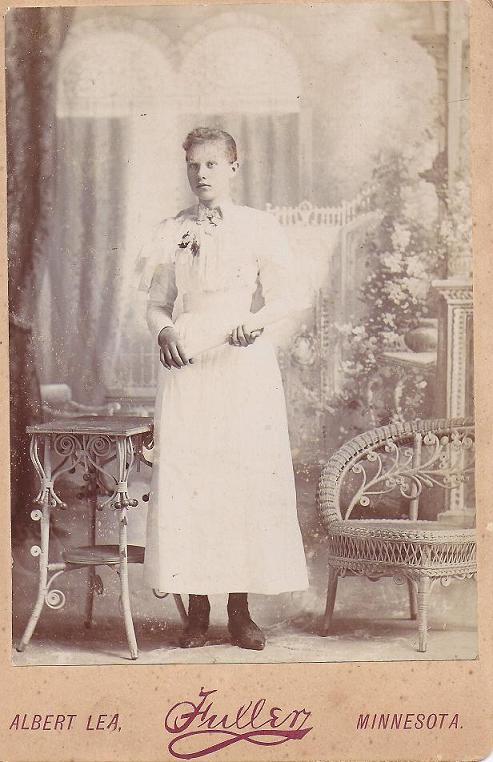 Gena Josephine <i>Hagen</i> Anderson