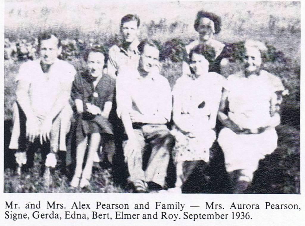 Aurora Matilda Lindstrom Pearson (1880-1961) - Find A Grave Memorial