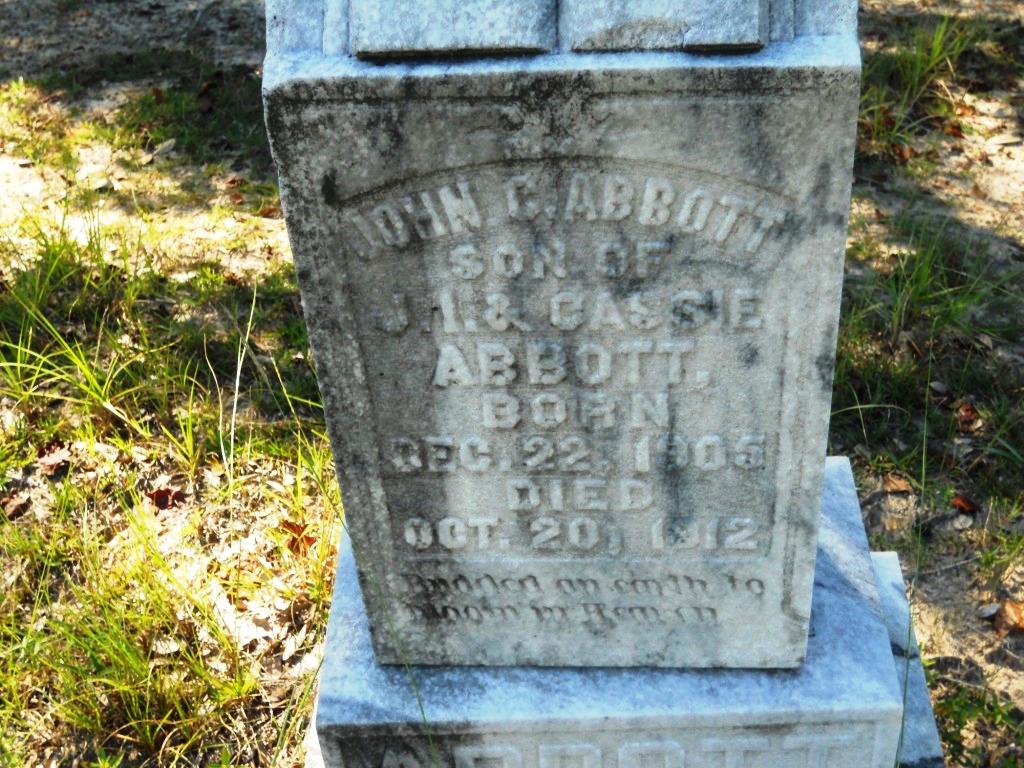 John C Abbott