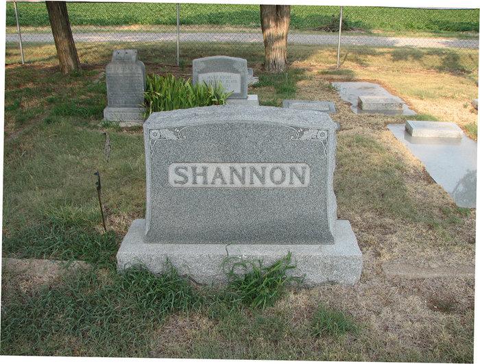 Mary Addie <i>Shannon</i> Blair