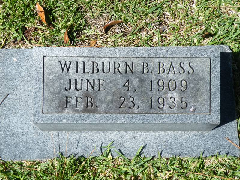 Wilburn B Bass