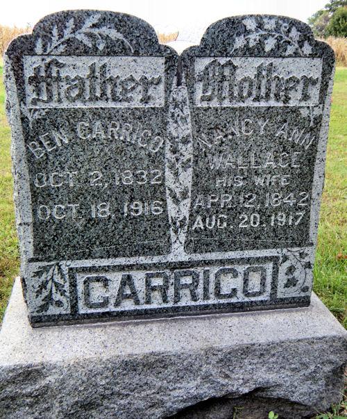 Nancy Ann <i>Wallace</i> Carrico